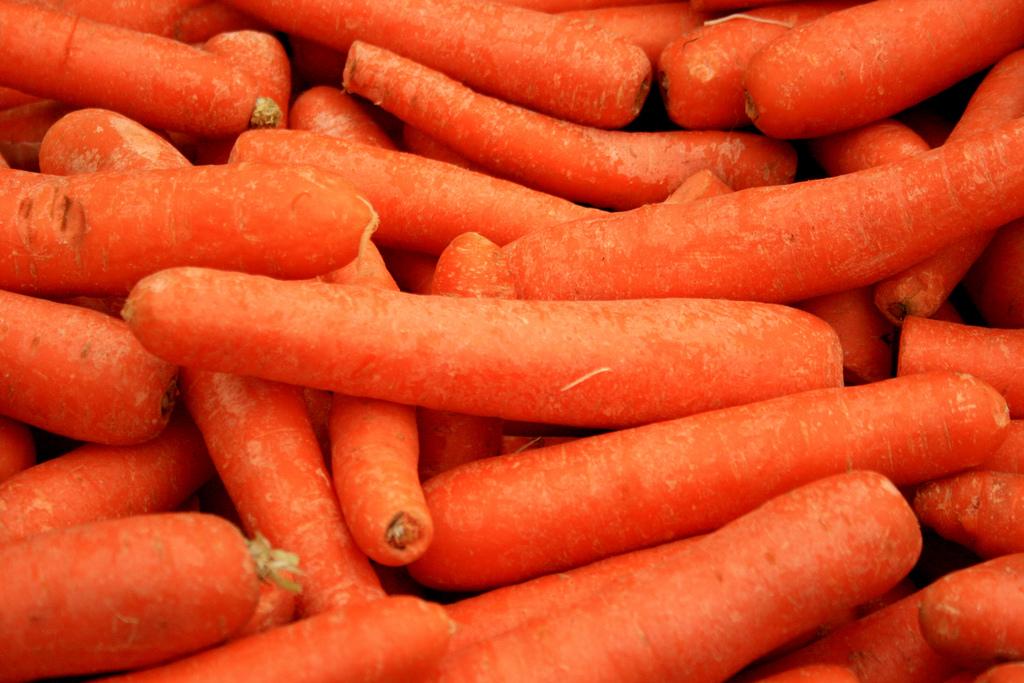 purés de zanahoria para bebés