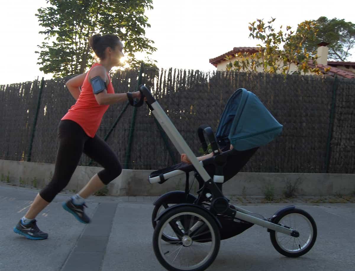 deporte despues del embarazo -