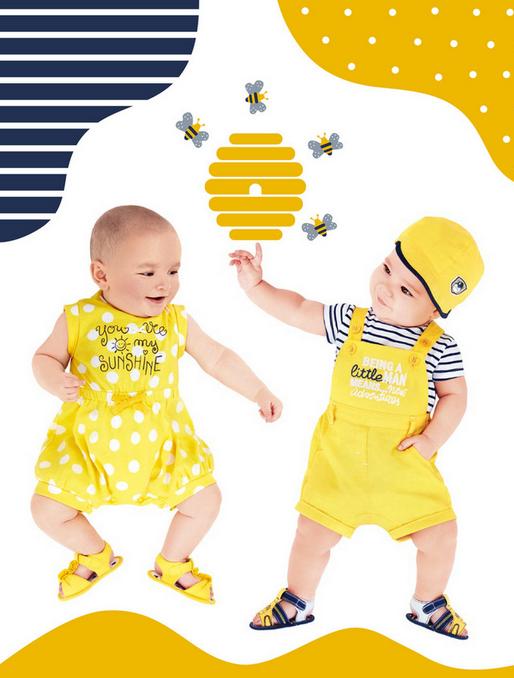 ranitas de verano para bebés