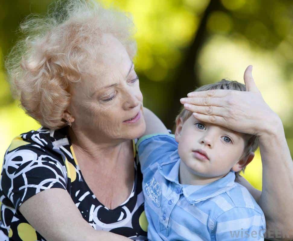 amigdalitis en los niños