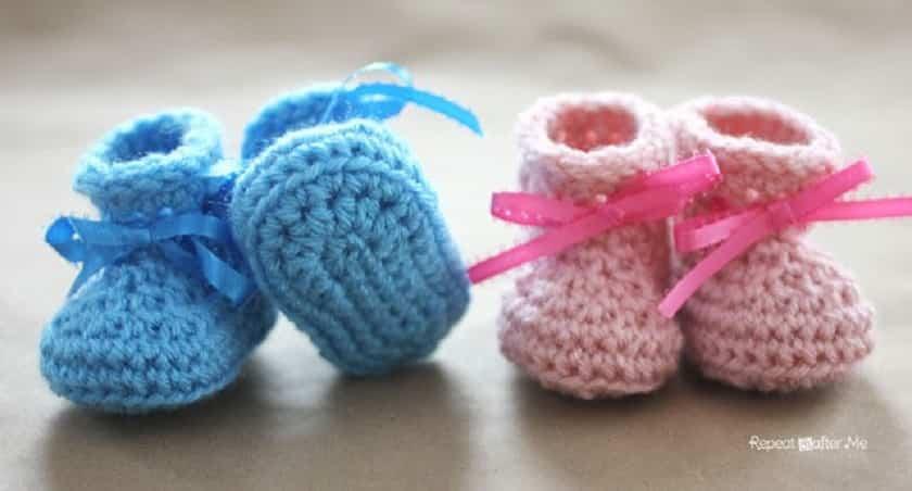 patucos de bebé