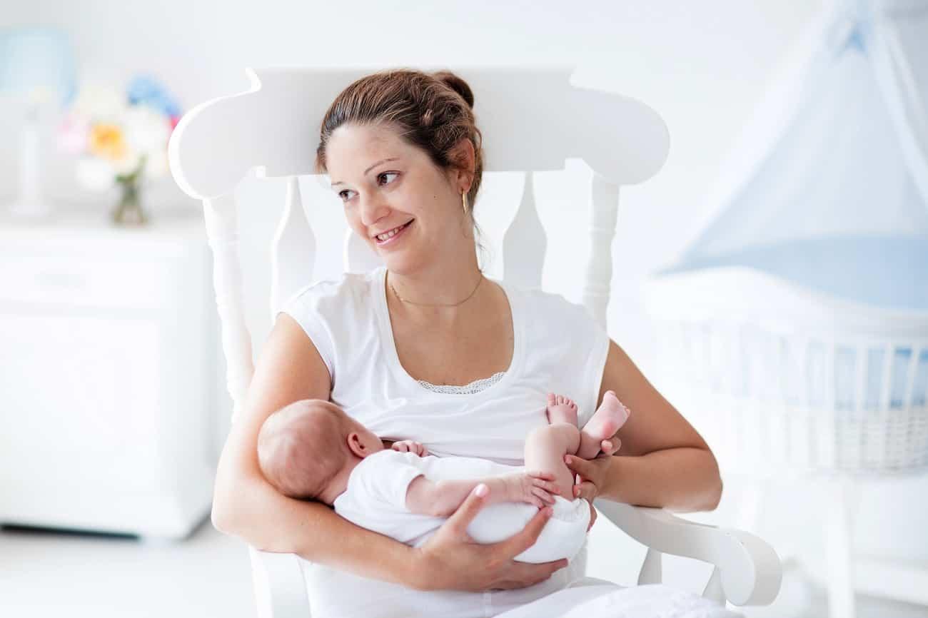 lactancia materna para el bebe