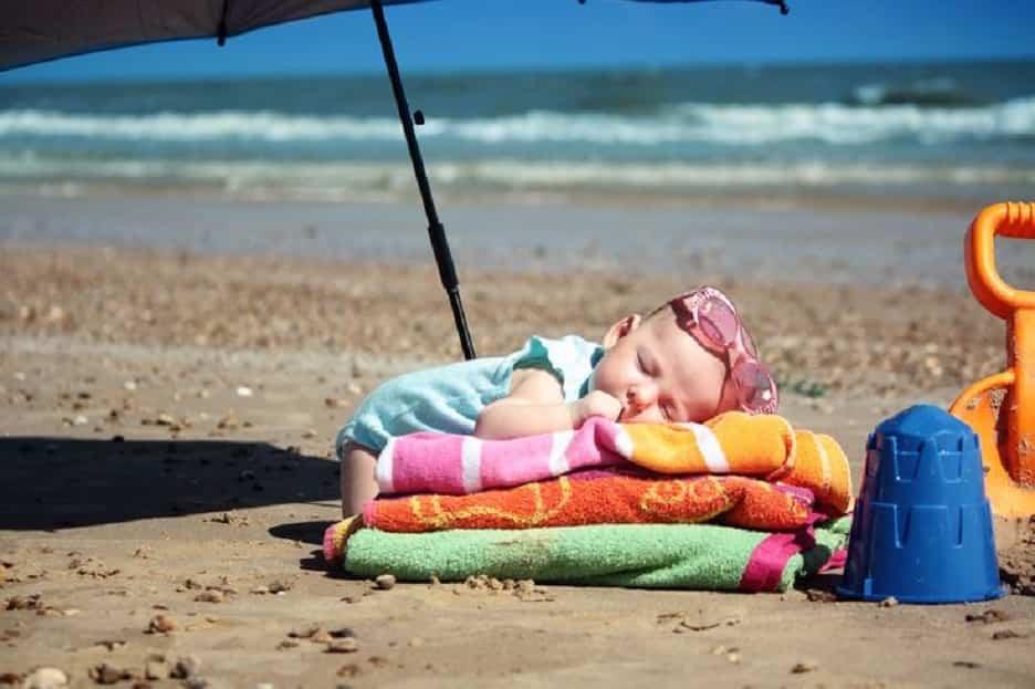 Playa Para Medidas A Tomar Bebés Y Verano Precauciones En La VpzMqUSG
