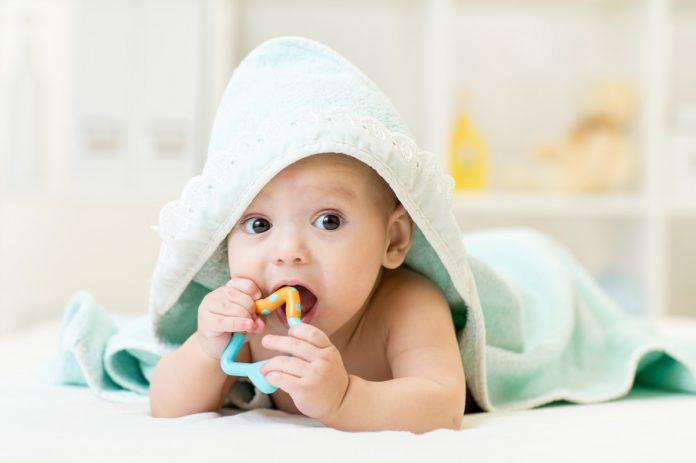 cuidados del bebe para la piel