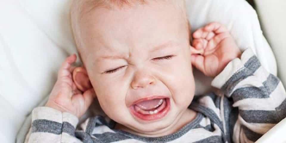 otitis infantil