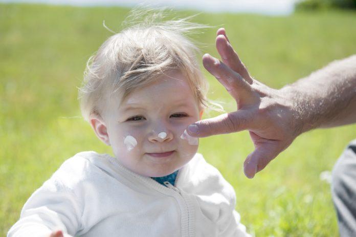 proteccion solar para bebes