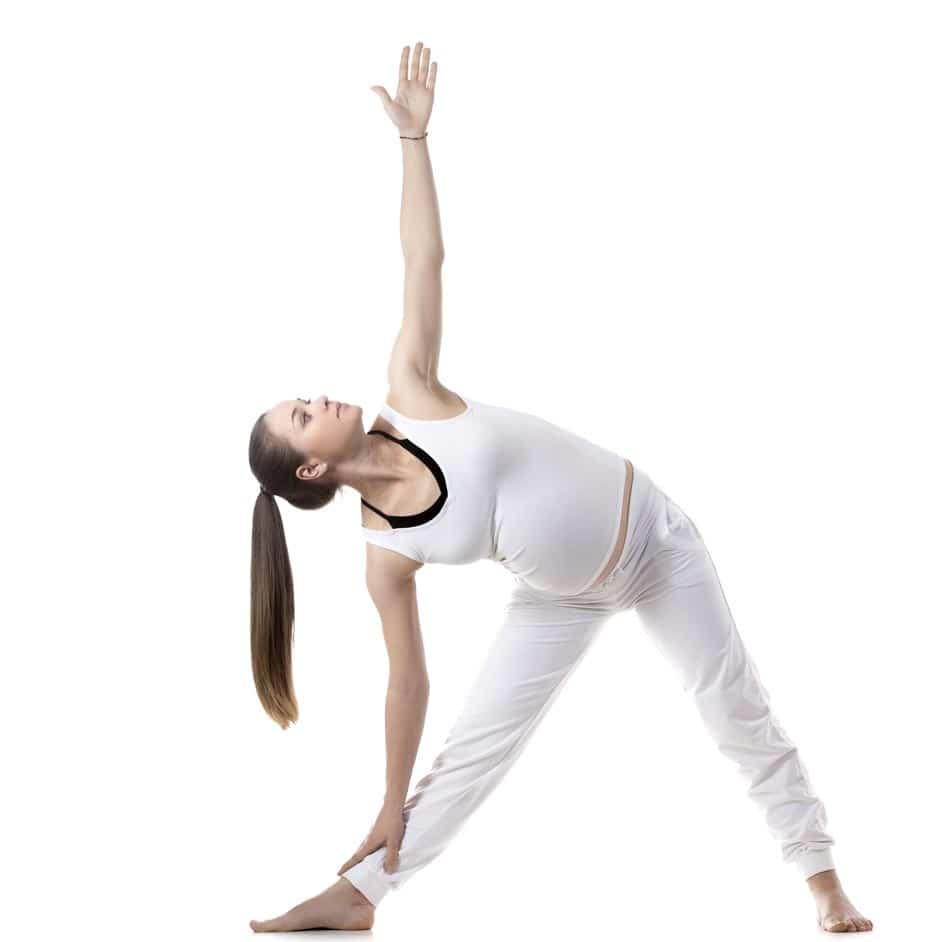 asanas de yoga para mujeres embarazadas