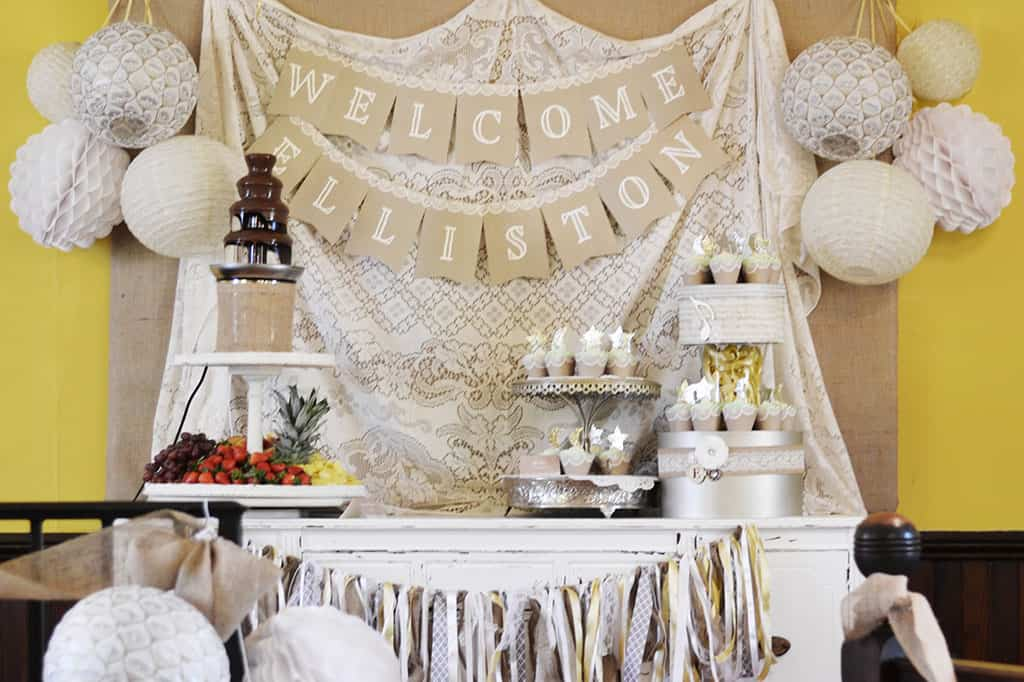 fiesta baby shower perfecta