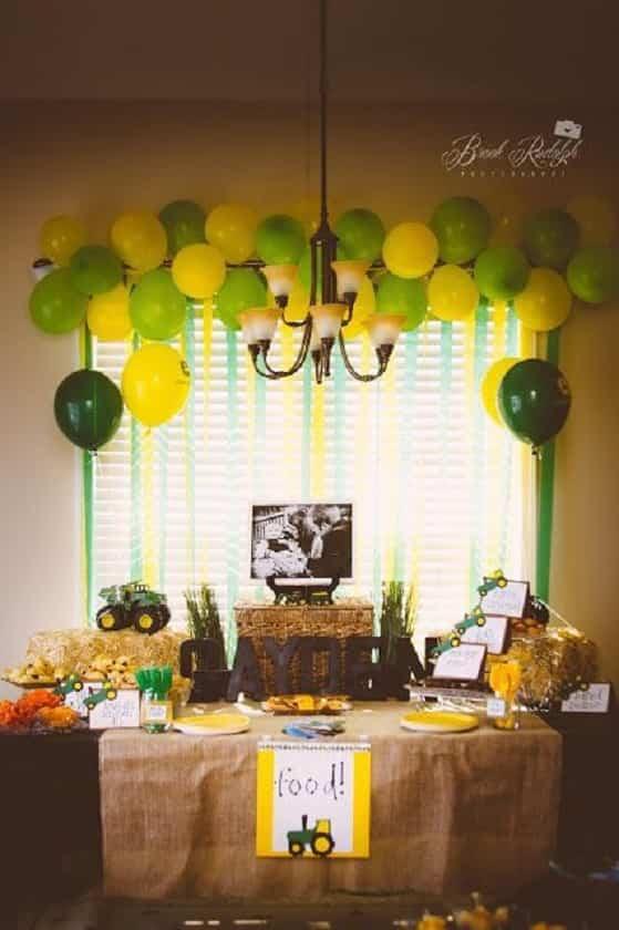 Ideas para organizar una fiesta de cumplea os para un ni o - Decoracion cumpleanos para ninos ...