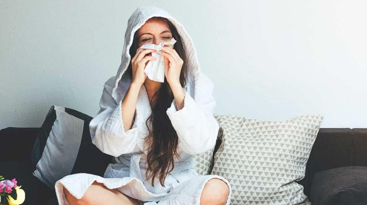 gripe durante el embarazo