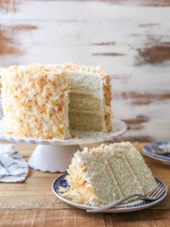tartas caseras para el cumpleaños