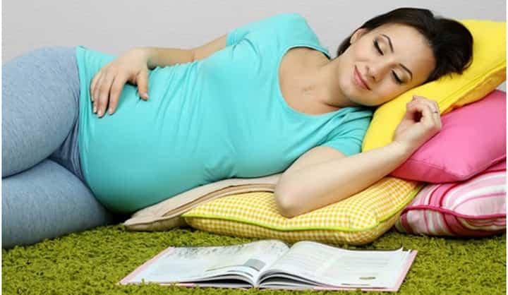 dormir bien durante el embarazo
