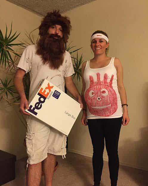gestantes disfrazadas para Halloween