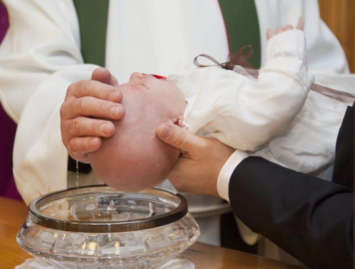 bautizar a bebe