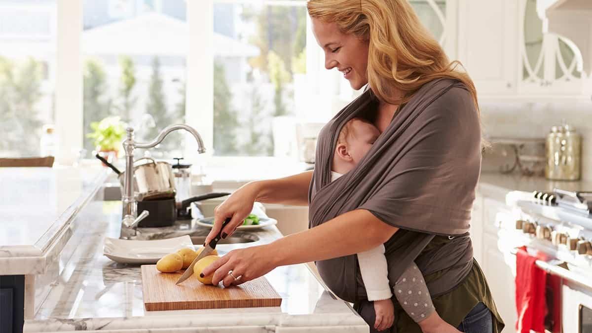 La alimentación de la madre durante la lactancia