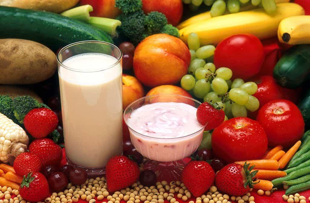 alimentacion sana embarazadas