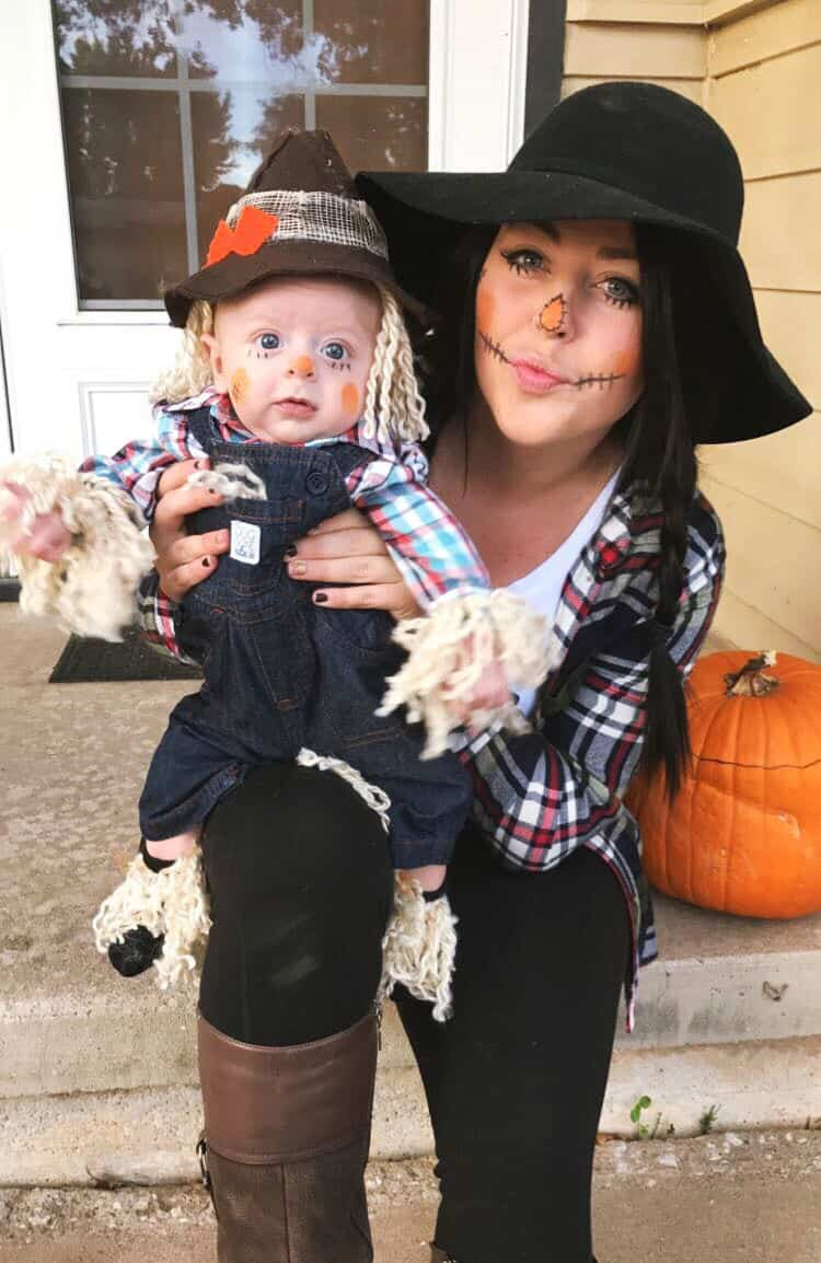 Disfraces para Halloween madre e hijo ¡Diviértete!