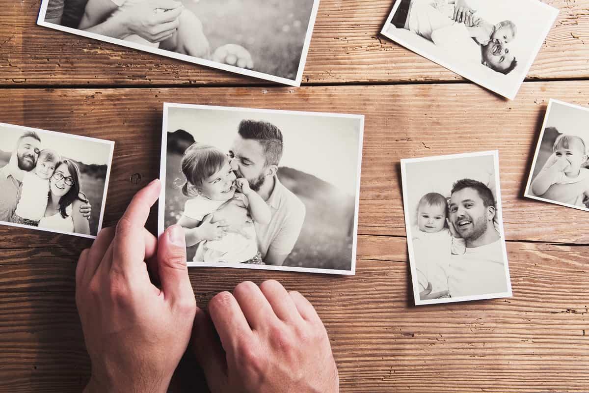 Ideas para guardar recuerdos de tu bebé