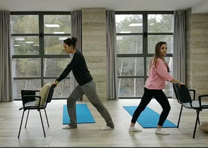 maria y clara programa ejercicio mayores