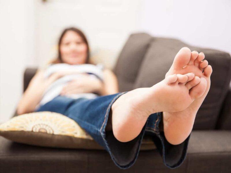 Cómo cuidar los pies