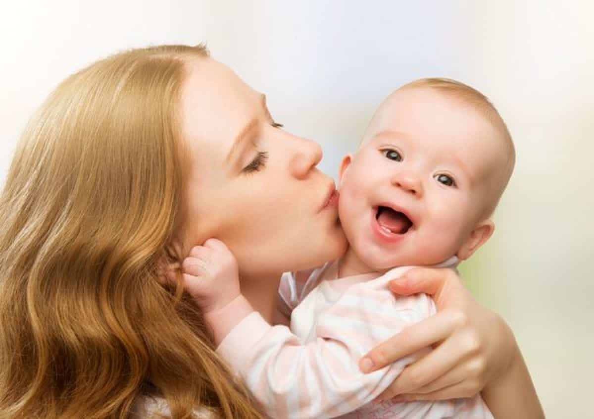 depositphotos 22668643 stock photo happy cheerful family mother and