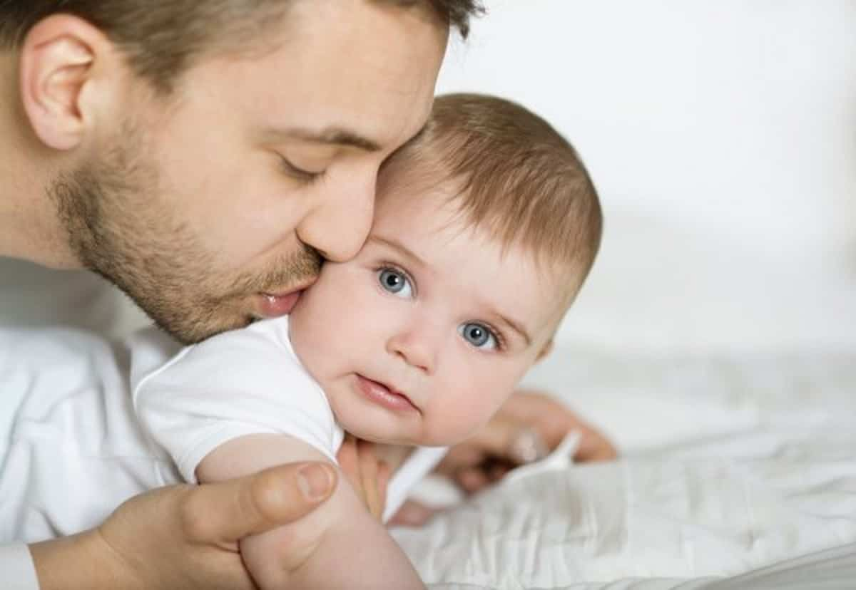 depositphotos 24096361 stock photo father and child