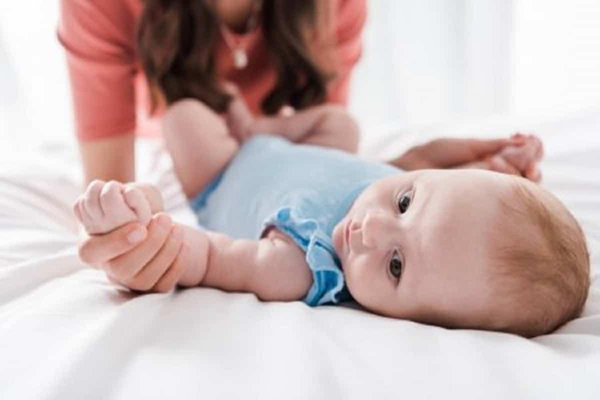 """Síndrome del bebé sacudido: ¿Síntomas"""""""