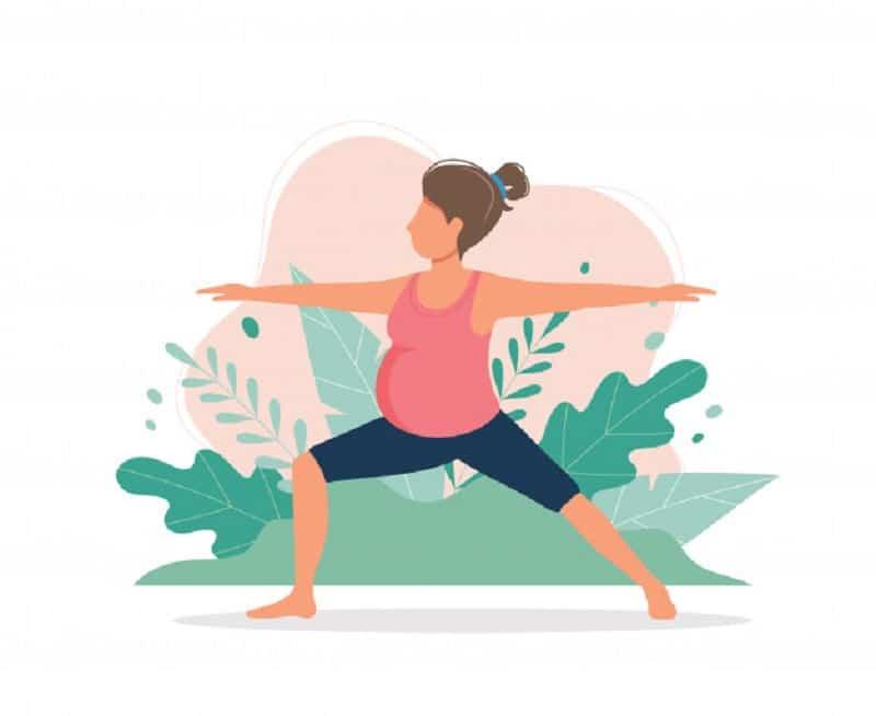 ejercicios para mujeres embarazadas