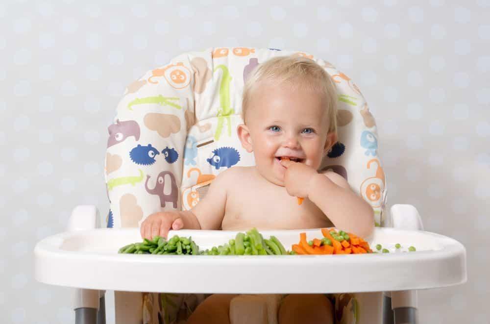 """¿En qué consiste el baby led-weaning"""" y ¿cómo llevarlo a cabo"""""""