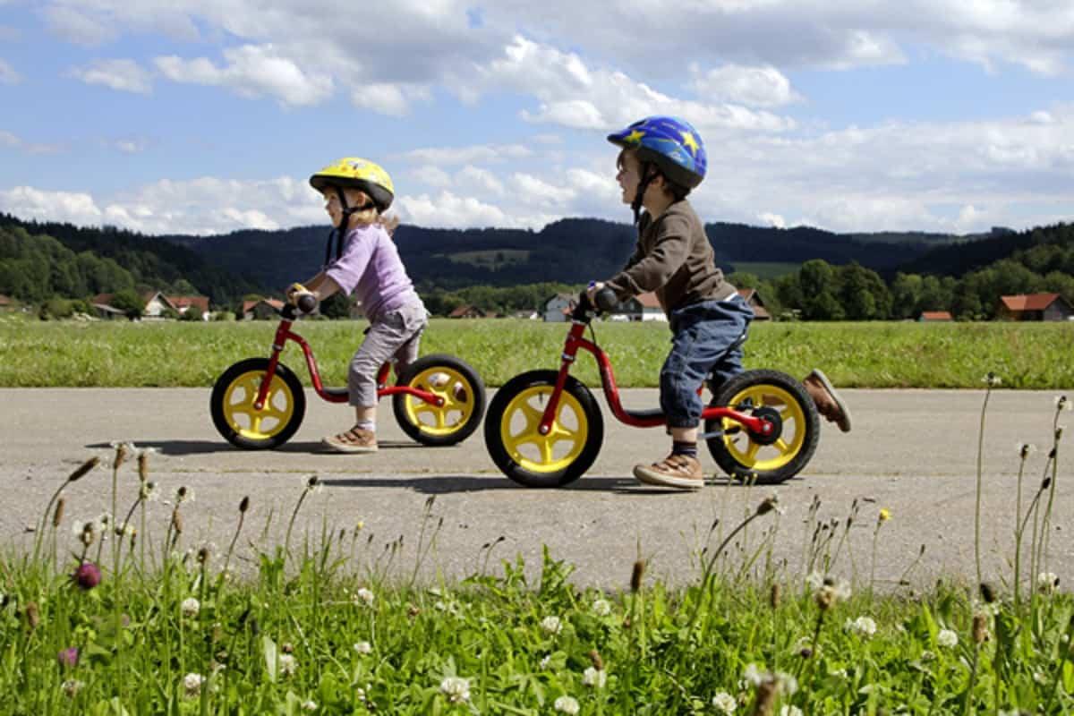 bicicletas equilibrio sin pedales ninos 1