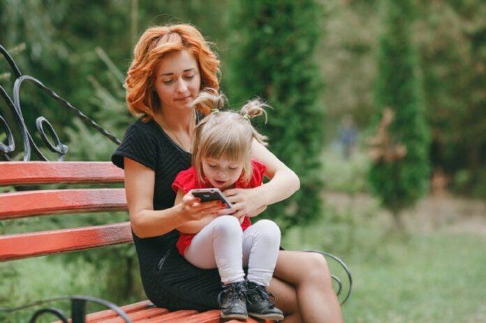 mujer naturaleza padres ninos 1157 3160