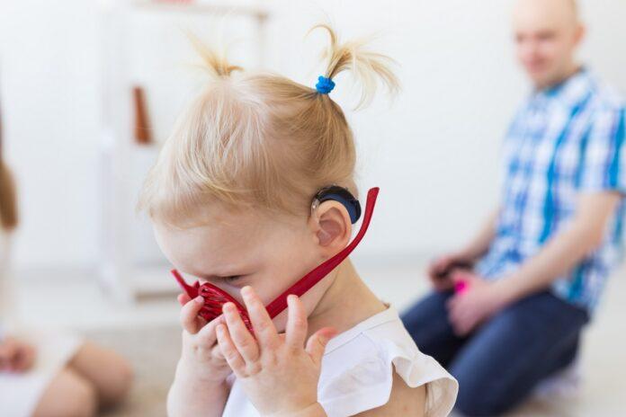 problema sordera bebe