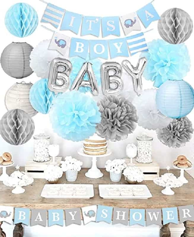 "¿Que es un baby shower"" Ideas para celebrarlo"