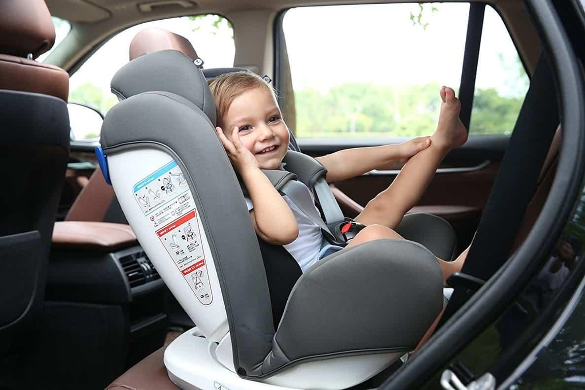 sillas bebes coche
