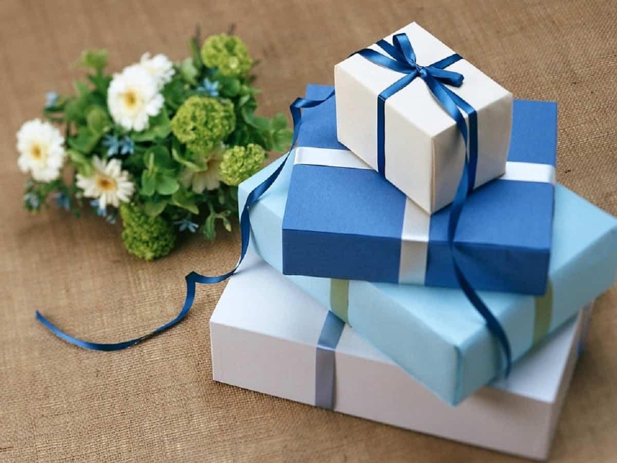 Gran idea aplicar la regla de los cuatro regalos.