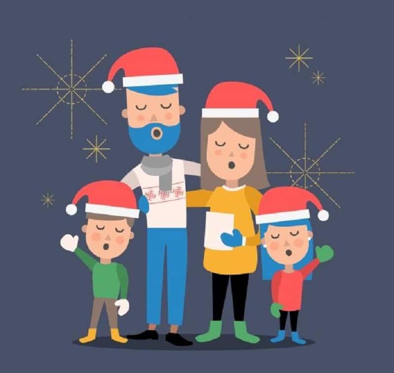 Villancicos navideños para cantar en familia