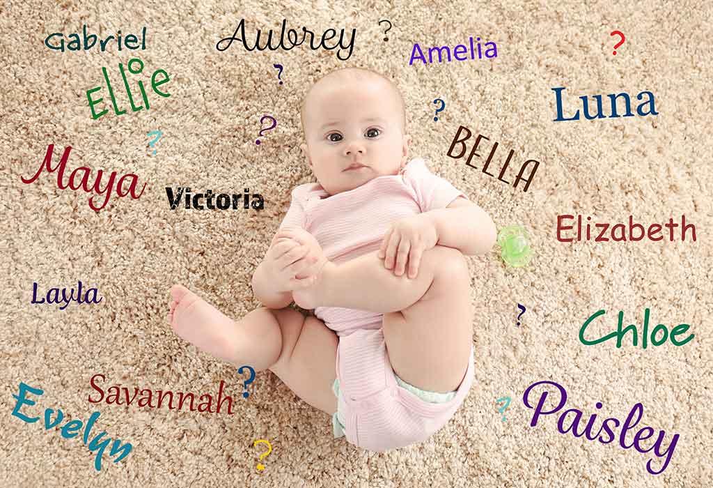 Preciosos nombres para bebé niña por Navidad