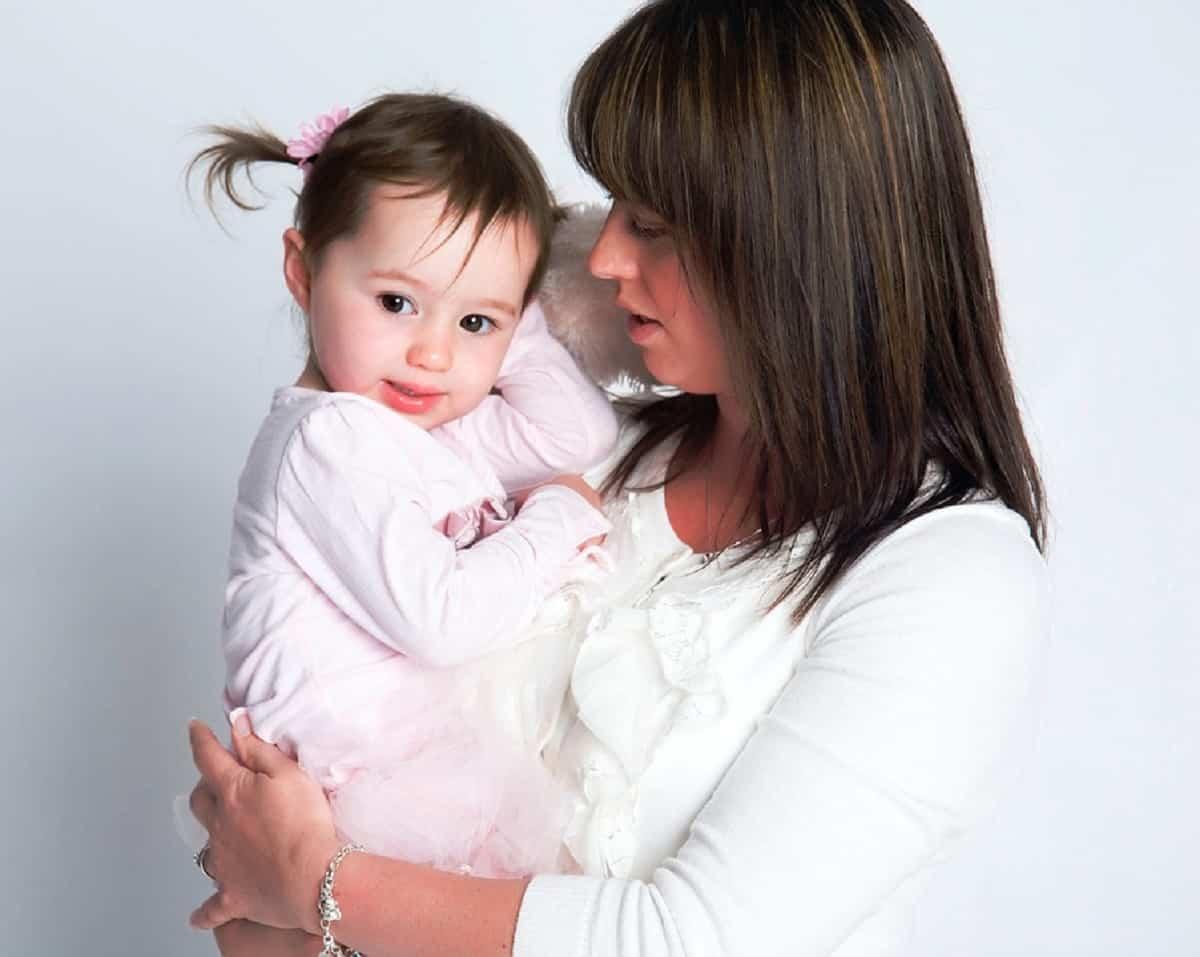 El instinto maternal no solo lo pueden sentir las mujeres que dan a luz.