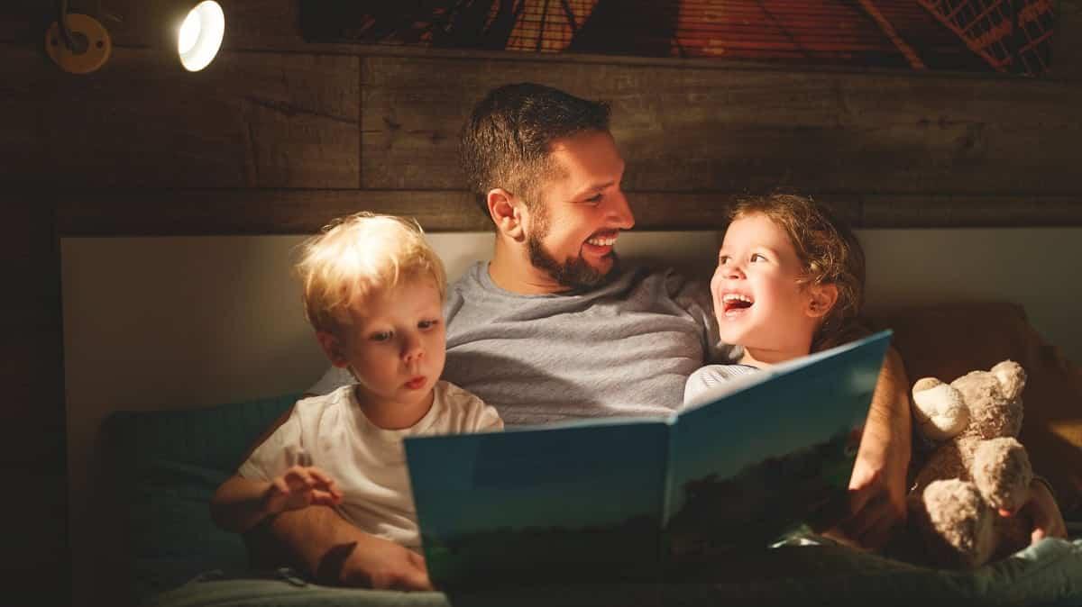 Cuento infantil para los más pequeños de la casa