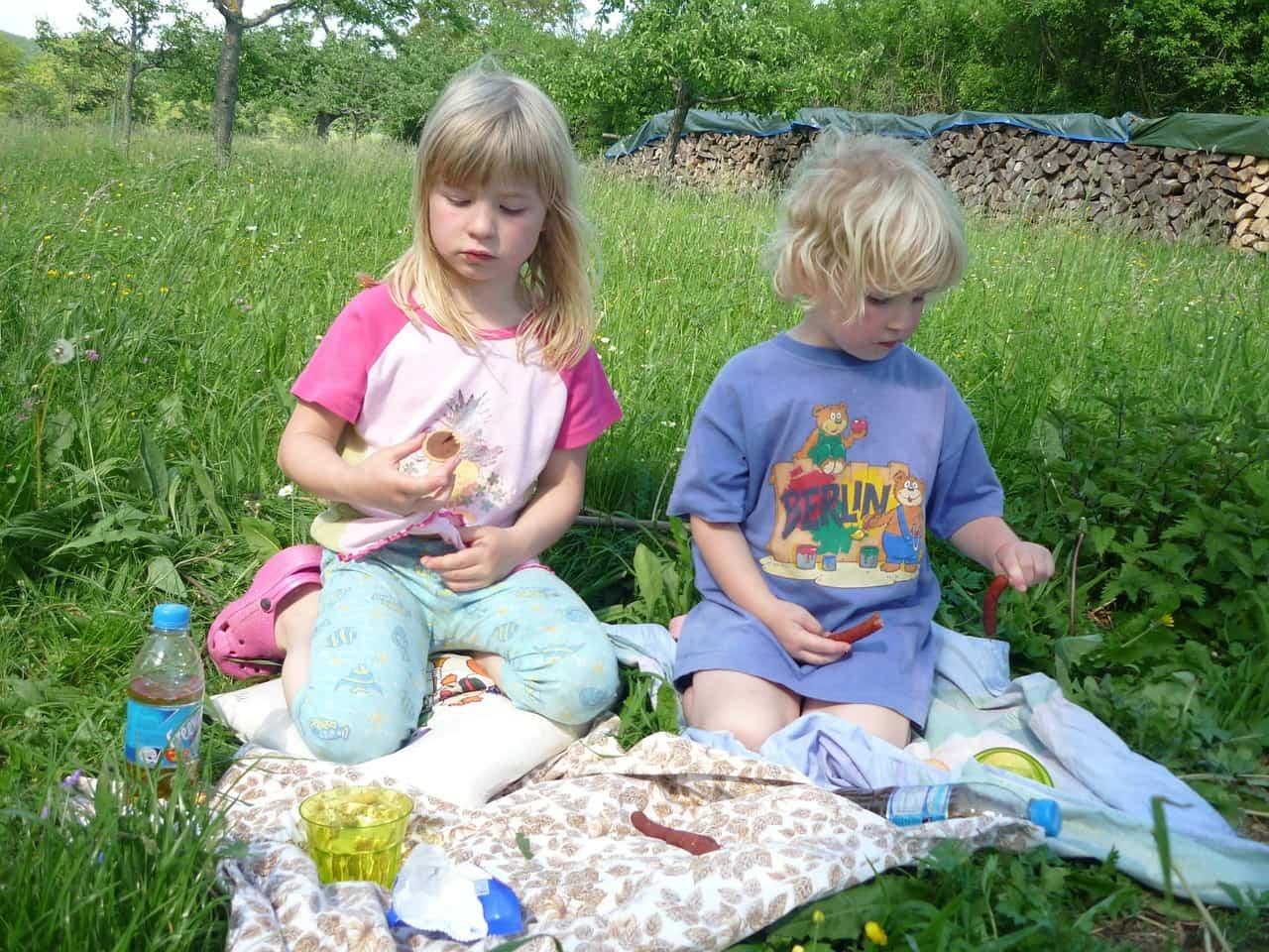Las alergias alimentarias en los niños muchas veces pueden ser de corta duración.