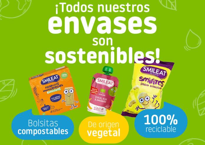 smileat envases sostenibles