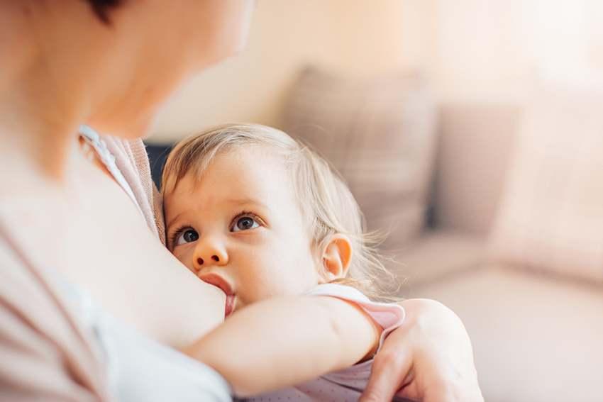 Cosas sobre la lactancia