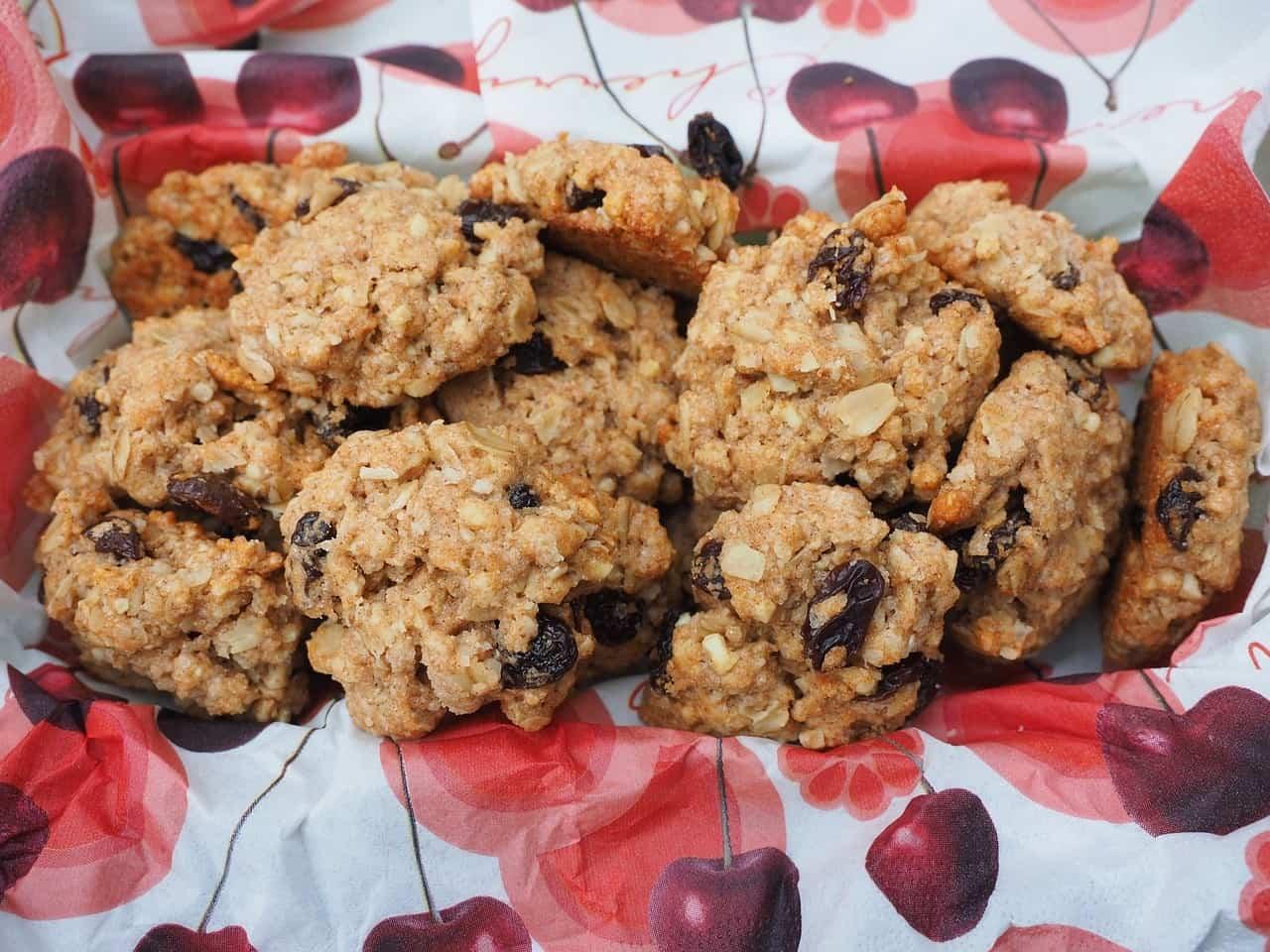 3 recetas de galletas saludables para preparar con los niños
