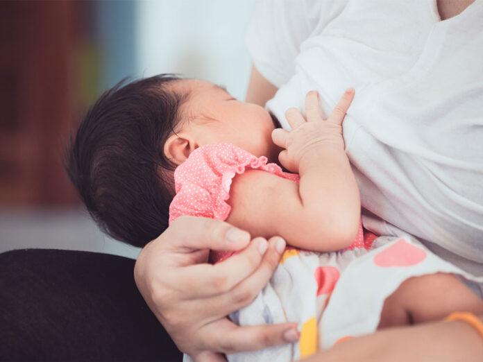 déficit de leche materna