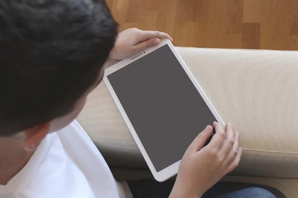 Alejarlos un poco de las pantallas es una buena idea para evitar el sedentarismo.