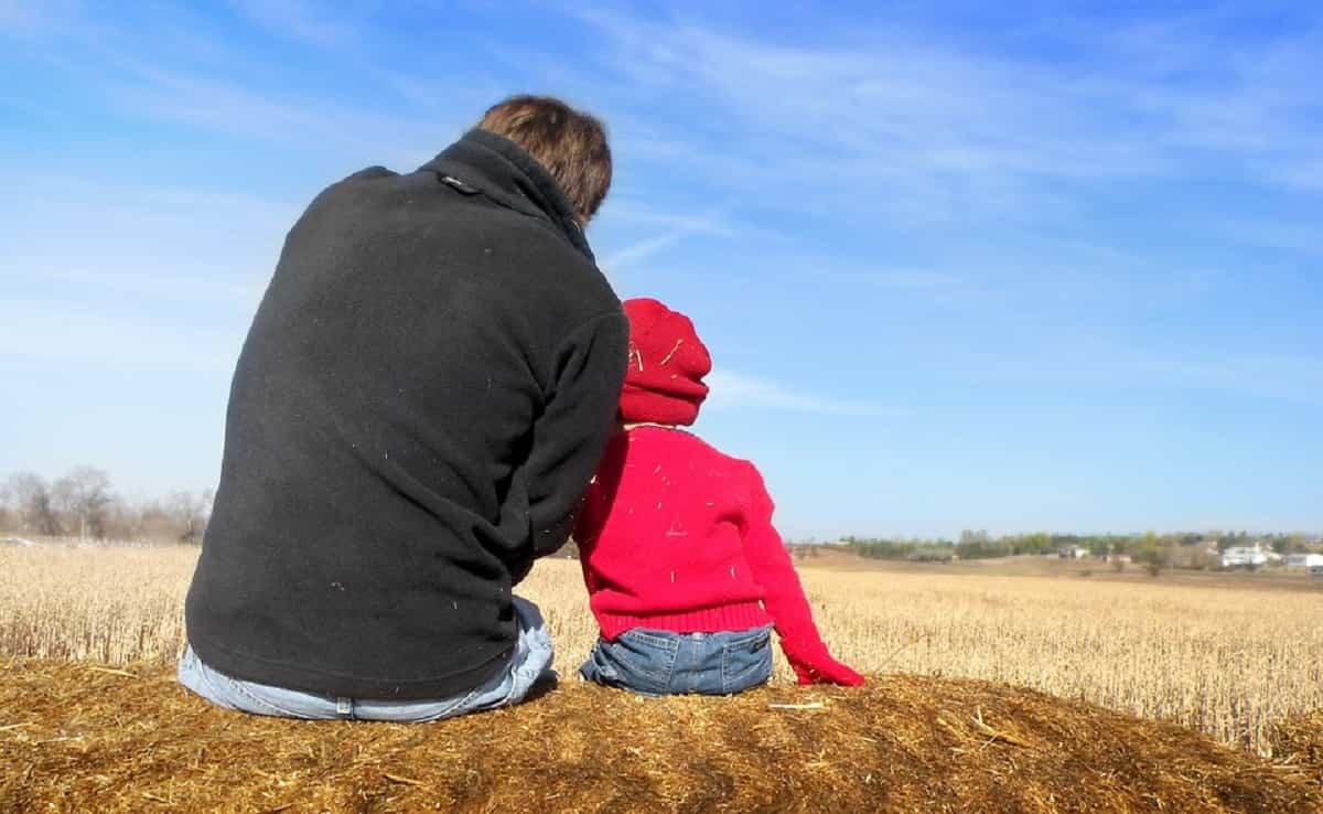 La conexión con papá comienza desde la panza, el le puede hablar al bebé.